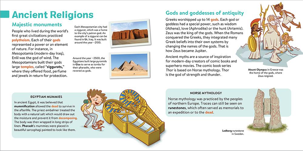 Children's reference - Around the World
