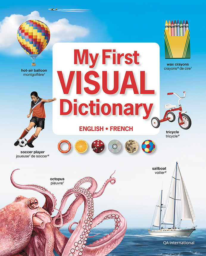 Children's reference - My First Visual Dictionary